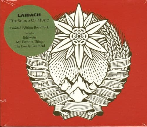 Laibach<br>The Sound Of Music<br>CD, Ltd